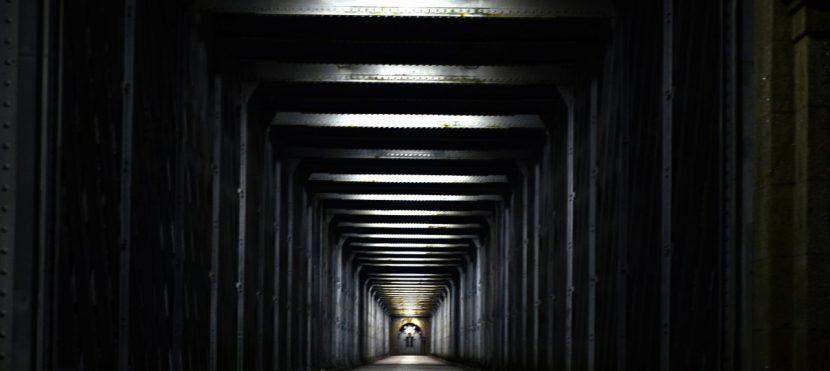 Túnel, de Paula Verde