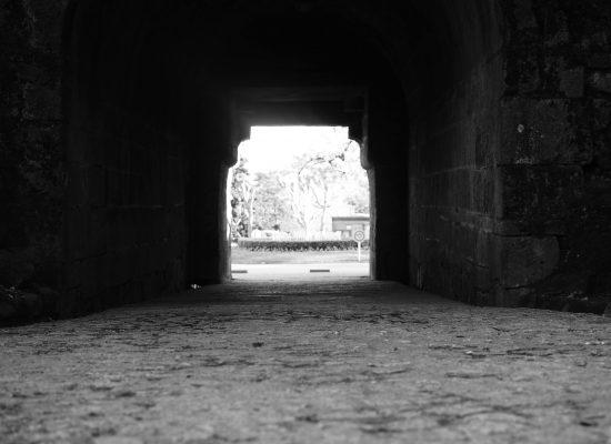 Túnel, por Paula Verde