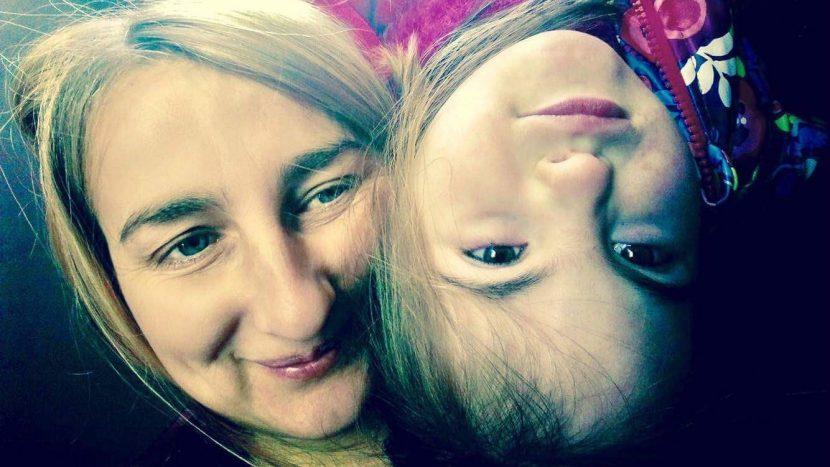 Fernanda y Zoe