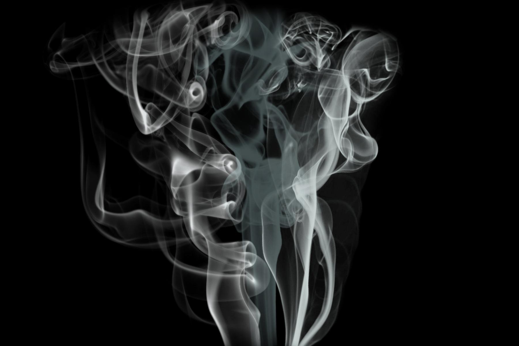 "Expresa tu momento "" in situ "" con una imagen Smoke-69124"